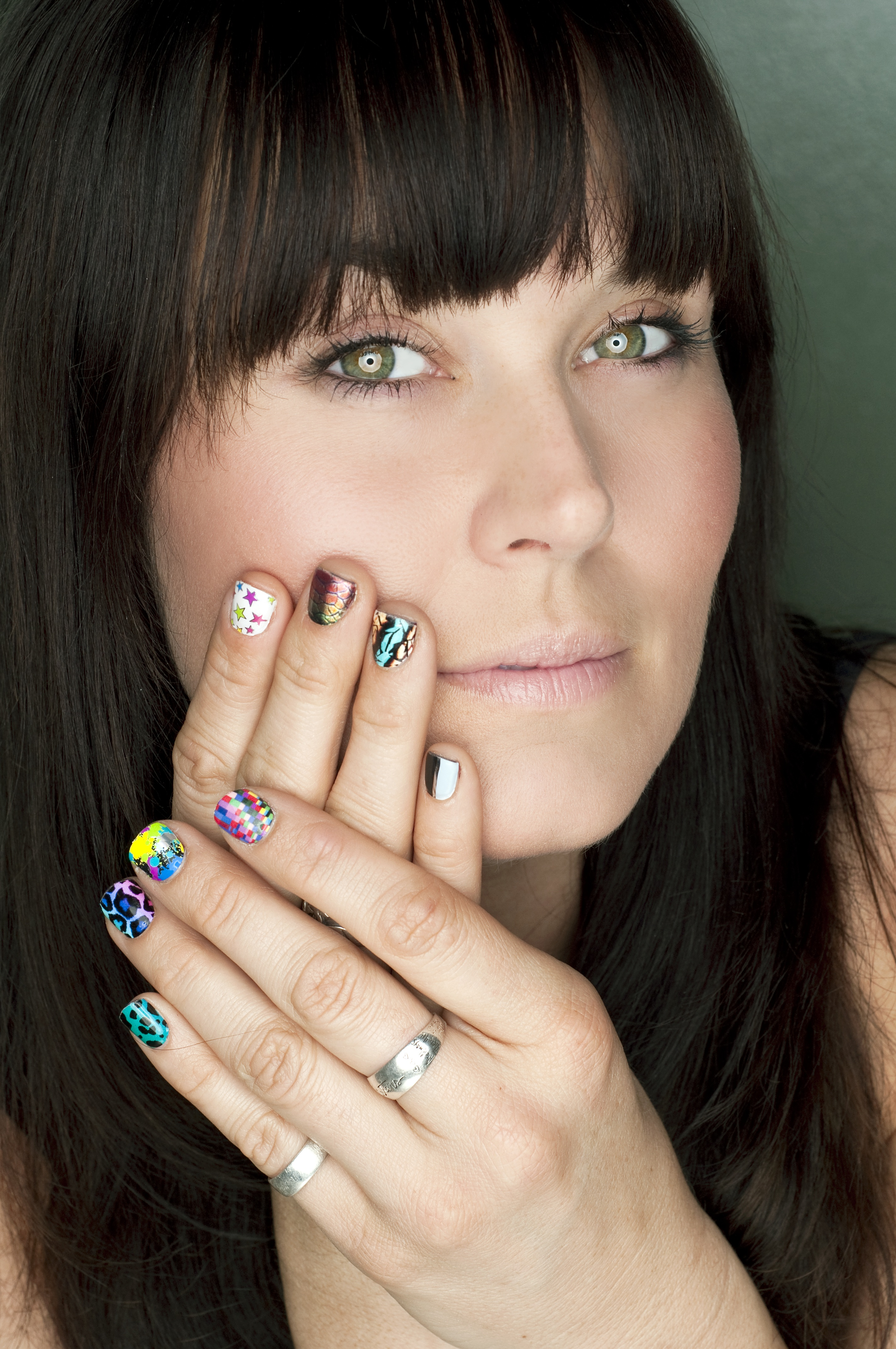Celebrity Nail Technician Kimmie Kyees – wild pieces